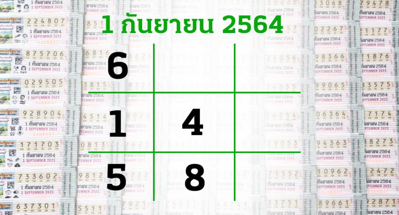"""โค้งสุดท้าย """"เลขเด็ด"""" งวด 1/9/64 ลุ้นโชคได้ที่ไทยรัฐ"""